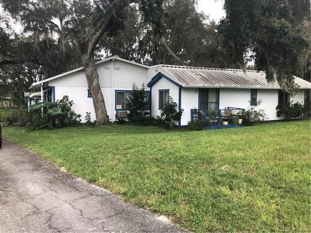 8298 E Turner Camp Road, Inverness, FL 34453 (MLS #795206) :: Plantation Realty Inc.