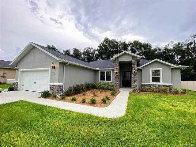 359 N Crestwood Avenue, Inverness, FL 34453 (MLS #795219) :: Plantation Realty Inc.