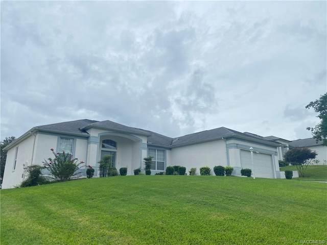 210 W Rexford Drive, Beverly Hills, FL 34465 (MLS #795228) :: Plantation Realty Inc.