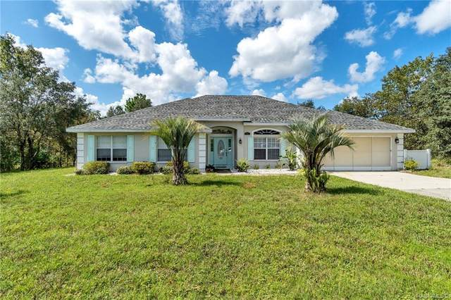 48 Vinca Street, Homosassa, FL 34446 (MLS #795232) :: Plantation Realty Inc.