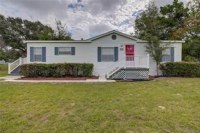 5191 S Suffolk Terrace, Homosassa, FL 34446 (MLS #795240) :: Plantation Realty Inc.