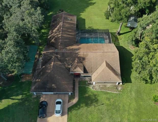 3172 S Blackmountain Drive, Inverness, FL 34450 (MLS #795268) :: Plantation Realty Inc.