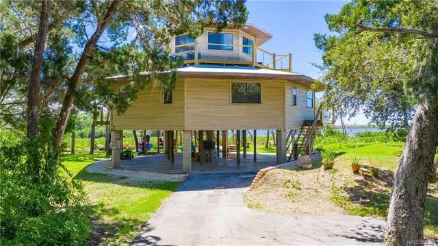 14340 W Seaside Court, Crystal River, FL 34429 (MLS #795360) :: Plantation Realty Inc.