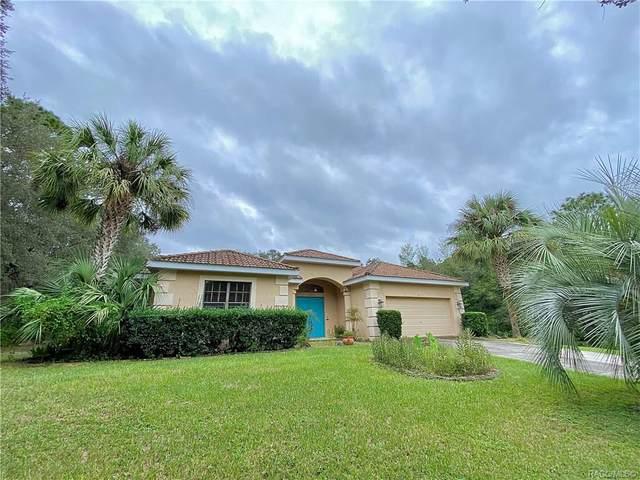 2519 W Aleuts Drive, Beverly Hills, FL 34465 (MLS #795450) :: Pristine Properties