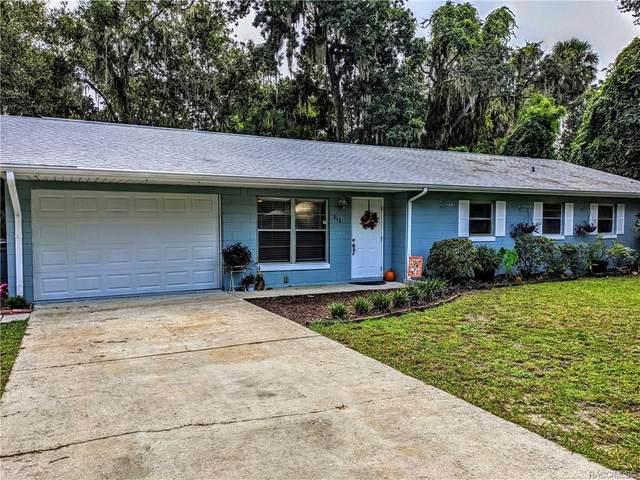 815 N Appalachian Terrace, Crystal River, FL 34429 (MLS #795460) :: Plantation Realty Inc.