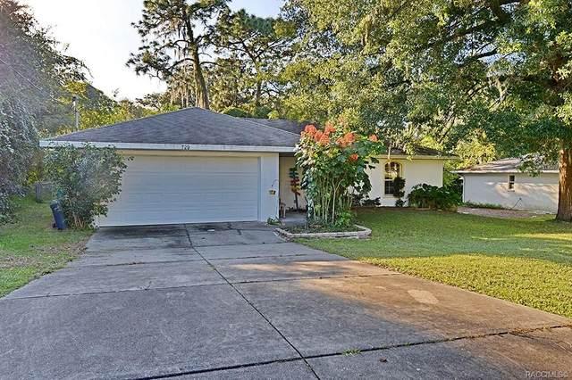 729 Newton Avenue, Inverness, FL 34452 (MLS #795508) :: Plantation Realty Inc.