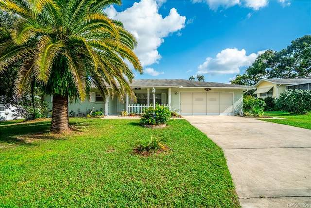 207 S Columbus Street, Beverly Hills, FL 34465 (MLS #795622) :: Plantation Realty Inc.
