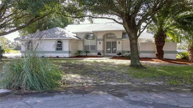 830 E Falconry Court, Hernando, FL 34442 (MLS #795637) :: Plantation Realty Inc.