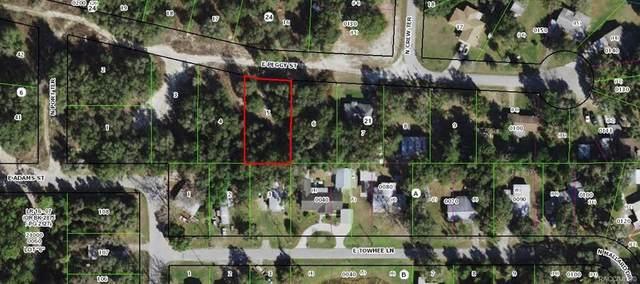 3964 E Peggy Street, Hernando, FL 34442 (MLS #795724) :: Plantation Realty Inc.