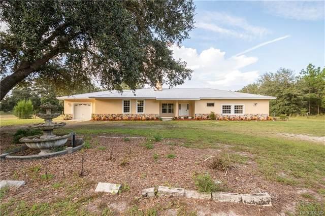 8291 Highway 40 E, Inglis, FL 34449 (MLS #795759) :: Plantation Realty Inc.
