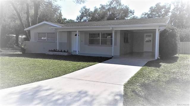 40 Beverly Hills Boulevard, Beverly Hills, FL 34465 (MLS #795772) :: Plantation Realty Inc.