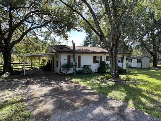 6594 N Iris Drive, Hernando, FL 34442 (MLS #795796) :: Plantation Realty Inc.