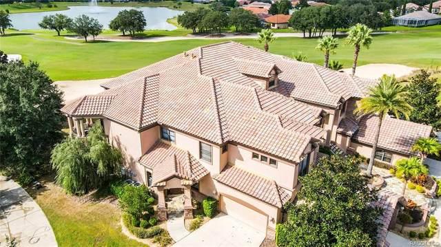 1127 W Pointe Vista Path, Hernando, FL 34442 (MLS #795800) :: Plantation Realty Inc.