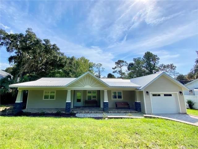5109 Riverside Drive, Yankeetown, FL 34498 (MLS #795812) :: Pristine Properties