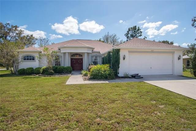 1 Nemesia Court W, Homosassa, FL 34446 (MLS #795817) :: Plantation Realty Inc.