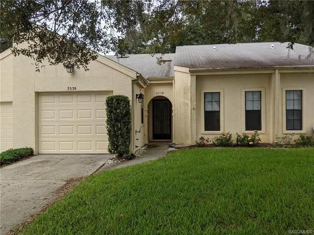 3338 S Royal Oaks Drive, Inverness, FL 34452 (MLS #795824) :: Plantation Realty Inc.