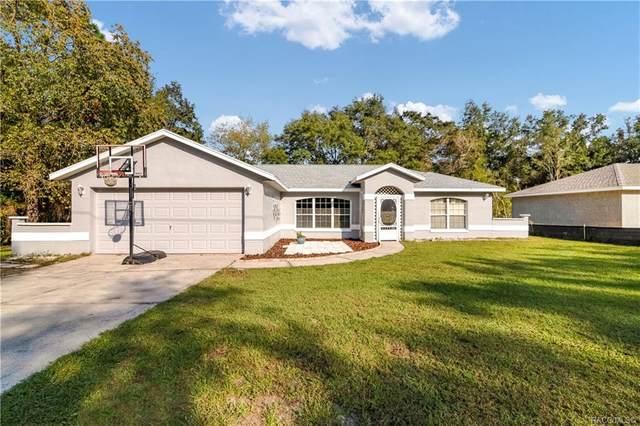 8919 N Amboy Drive W, Citrus Springs, FL 34433 (MLS #795836) :: Plantation Realty Inc.
