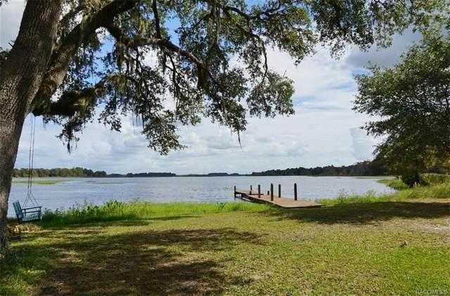 3476 E Chappell Court, Hernando, FL 34442 (MLS #795841) :: Plantation Realty Inc.