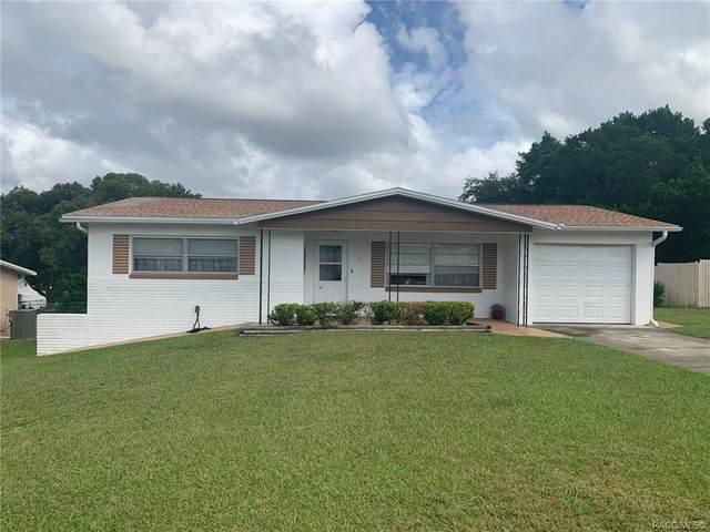 15 Melissa Drive, Beverly Hills, FL 34465 (MLS #795847) :: Plantation Realty Inc.