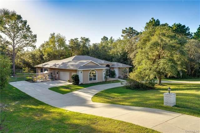 4254 W Piute Drive, Beverly Hills, FL 34465 (MLS #795851) :: Plantation Realty Inc.