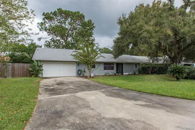 4161 N Concord Drive, Crystal River, FL 34428 (MLS #795875) :: Plantation Realty Inc.