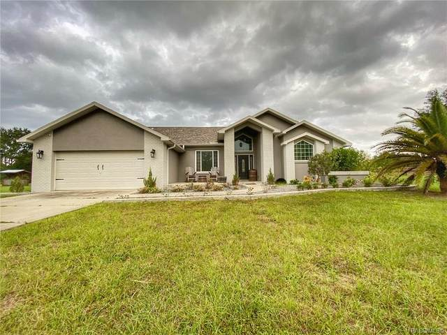 9149 W Emerald Oaks Drive, Crystal River, FL 34428 (MLS #795877) :: Plantation Realty Inc.