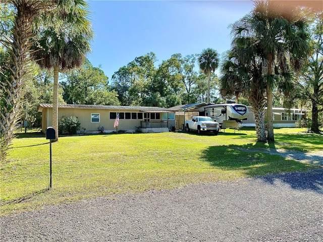 19449 SE 59th Court, Inglis, FL 34449 (MLS #795880) :: Pristine Properties