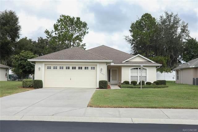 4523 N Lake Vista Trail, Hernando, FL 34442 (MLS #795887) :: Plantation Realty Inc.