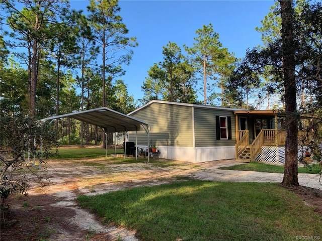 18803 SW 51st Lane, Dunnellon, FL 34432 (MLS #795893) :: Plantation Realty Inc.