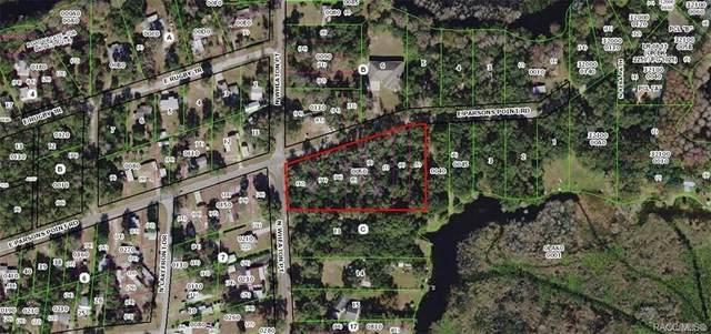 Lots 9 and 10 E Parsons Point Road, Hernando, FL 34442 (MLS #795905) :: Plantation Realty Inc.