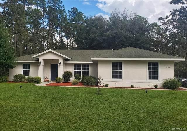 10156 N Empress Circle, Citrus Springs, FL 34434 (MLS #795909) :: Plantation Realty Inc.