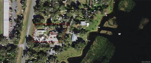 2975 N Carl G Rose Highway, Hernando, FL 34442 (MLS #795923) :: Plantation Realty Inc.