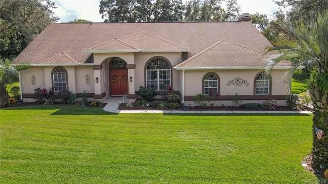 664 E Jenkins Court, Hernando, FL 34442 (MLS #795936) :: Plantation Realty Inc.