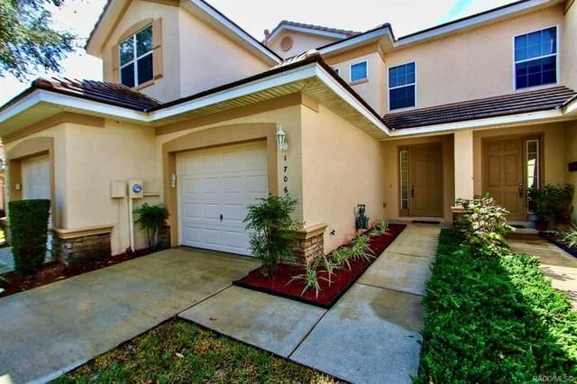 1706 W Spring Meadow Loop, Lecanto, FL 34461 (MLS #795945) :: Plantation Realty Inc.