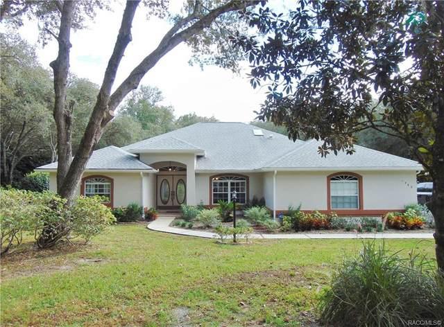 1460 E Ridgefield Drive, Hernando, FL 34442 (MLS #795978) :: Plantation Realty Inc.