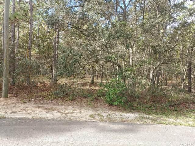 10 Milbark Court, Homosassa, FL 34446 (MLS #795983) :: Plantation Realty Inc.