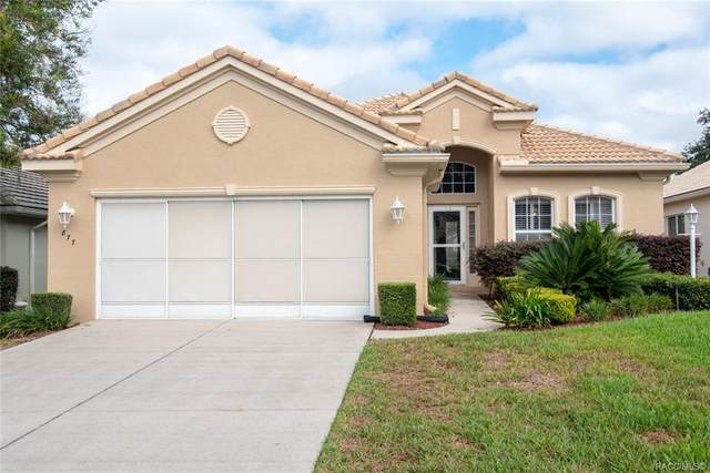 877 W Silver Meadow Loop, Hernando, FL 34442 (MLS #795991) :: Plantation Realty Inc.
