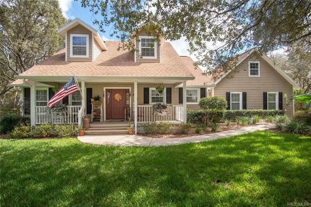 455 N Grandview Avenue, Hernando, FL 34442 (MLS #795997) :: Plantation Realty Inc.