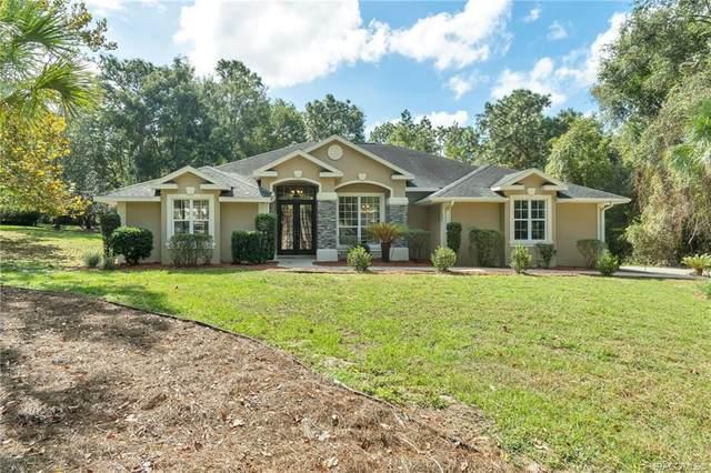 2798 W Antioch Lane, Lecanto, FL 34461 (MLS #795998) :: Plantation Realty Inc.