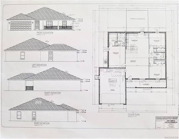 2185 W Silver Hill Lane, Lecanto, FL 34461 (MLS #796003) :: Plantation Realty Inc.