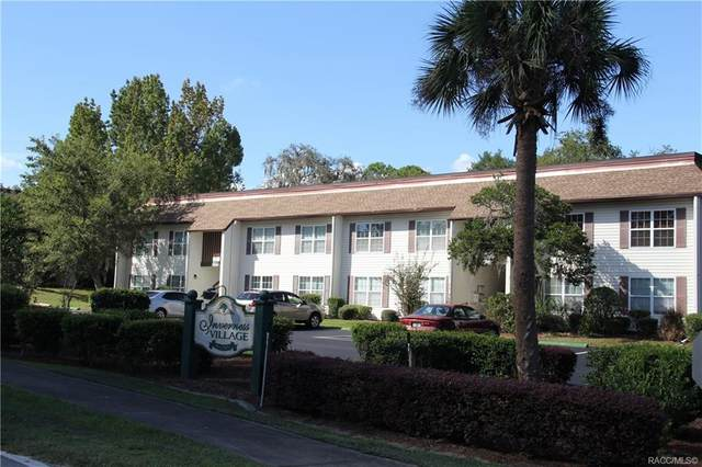 2400 Forest (Bld 6) Drive #125, Inverness, FL 34453 (MLS #796004) :: Plantation Realty Inc.