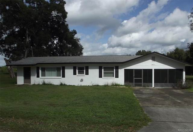 4077 E Perry Street, Inverness, FL 34453 (MLS #796061) :: Plantation Realty Inc.
