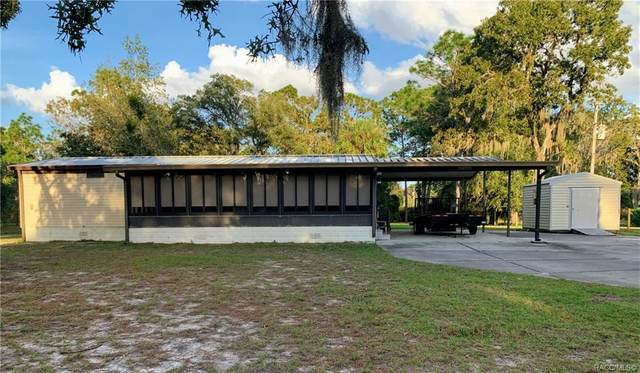 1895 S Iroquois Avenue, Homosassa, FL 34448 (MLS #796070) :: Plantation Realty Inc.