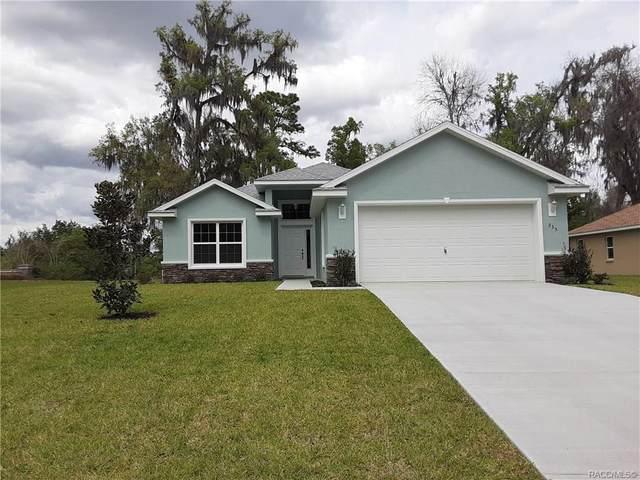 335 W Climbing Ivy Court, Hernando, FL 34442 (MLS #796071) :: Plantation Realty Inc.