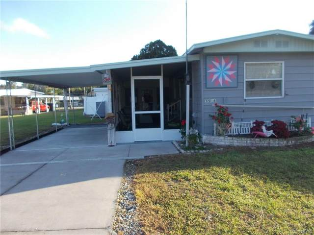 3516 Hunters Lane, Hernando, FL 34442 (MLS #796080) :: Plantation Realty Inc.