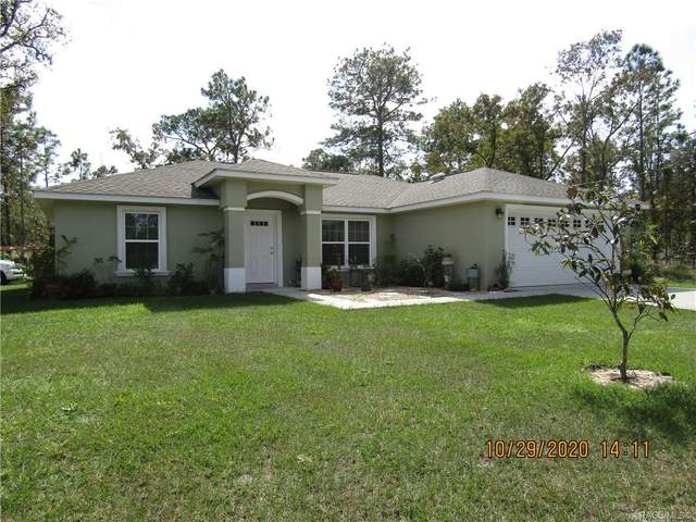 3304 N Viking Lane, Citrus Springs, FL 34433 (MLS #796081) :: Plantation Realty Inc.