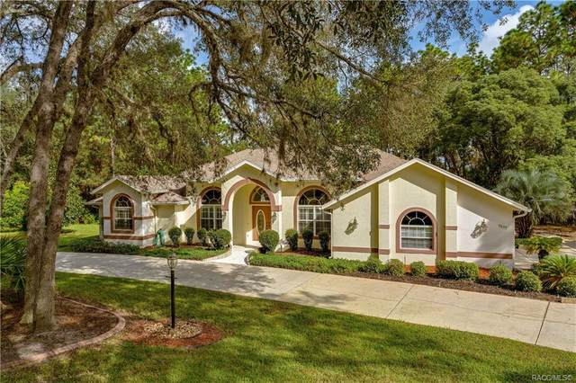 5657 N Oakmont Drive, Beverly Hills, FL 34465 (MLS #796086) :: Plantation Realty Inc.
