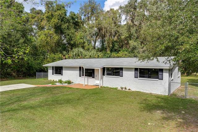 9575 W Orchard Street, Crystal River, FL 34428 (MLS #796089) :: Plantation Realty Inc.