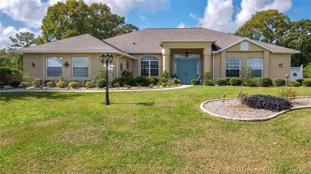 840 N Cherry Pop Drive, Inverness, FL 34453 (MLS #796091) :: Plantation Realty Inc.