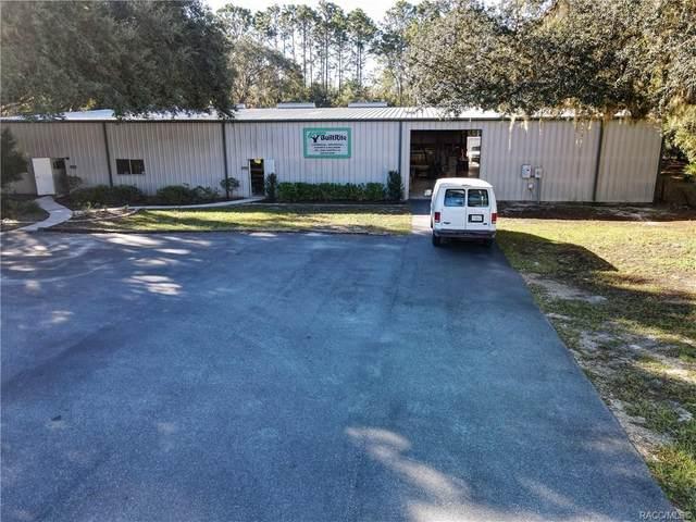 438 40 Highway E, Inglis, FL 34449 (MLS #796096) :: Plantation Realty Inc.